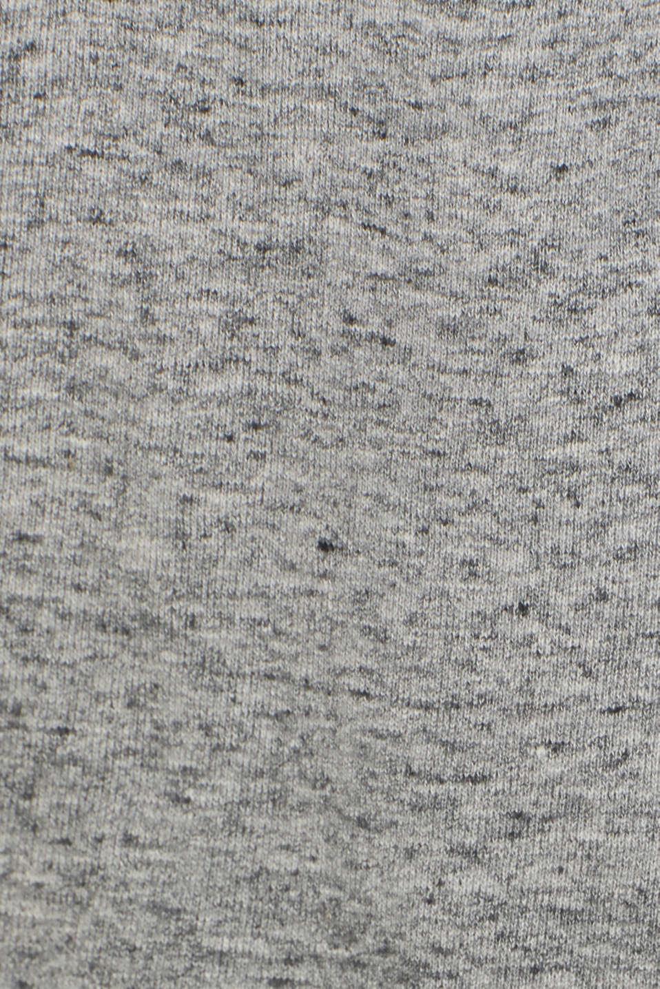 Cotton blend hoodie, MEDIUM GREY, detail image number 5