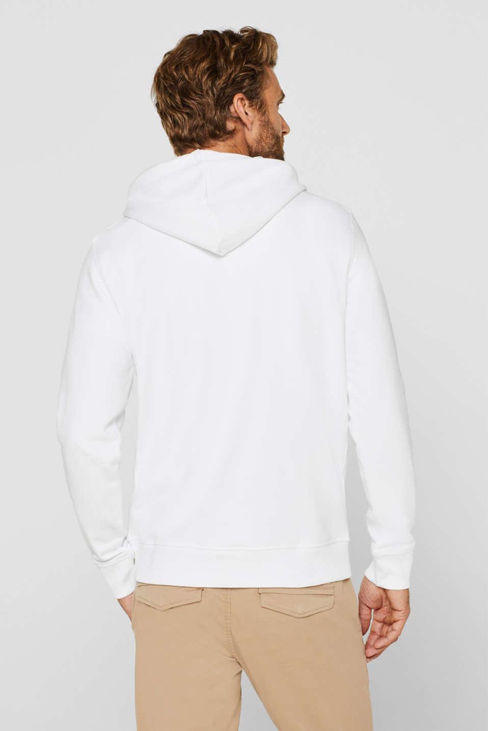 Sweatshirts, WHITE, detail image number 3