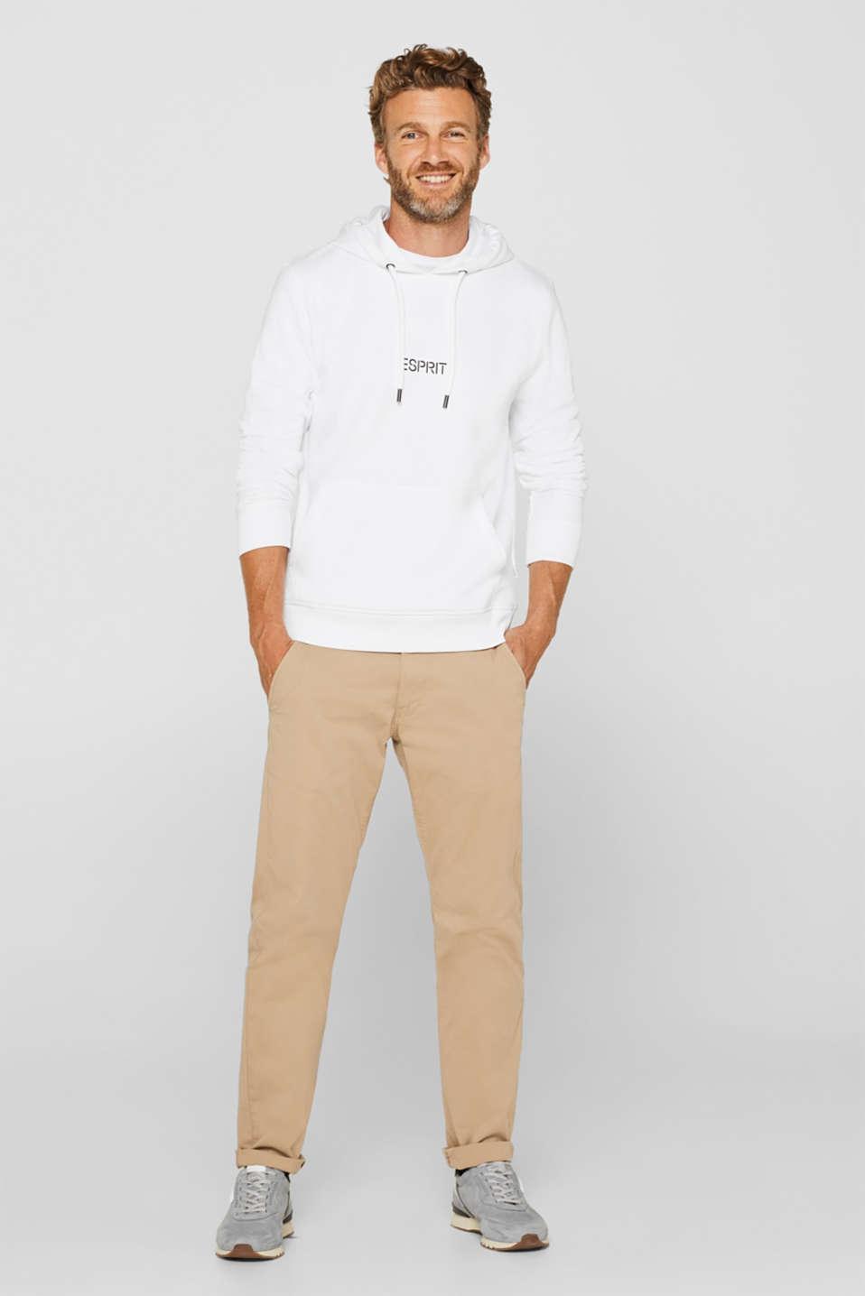 Sweatshirts, WHITE, detail image number 4