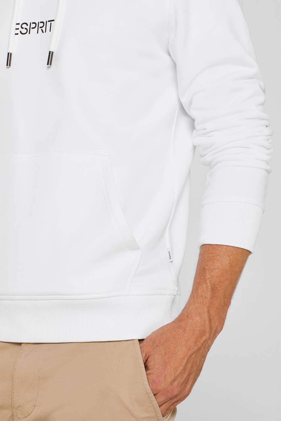 Sweatshirts, WHITE, detail image number 5