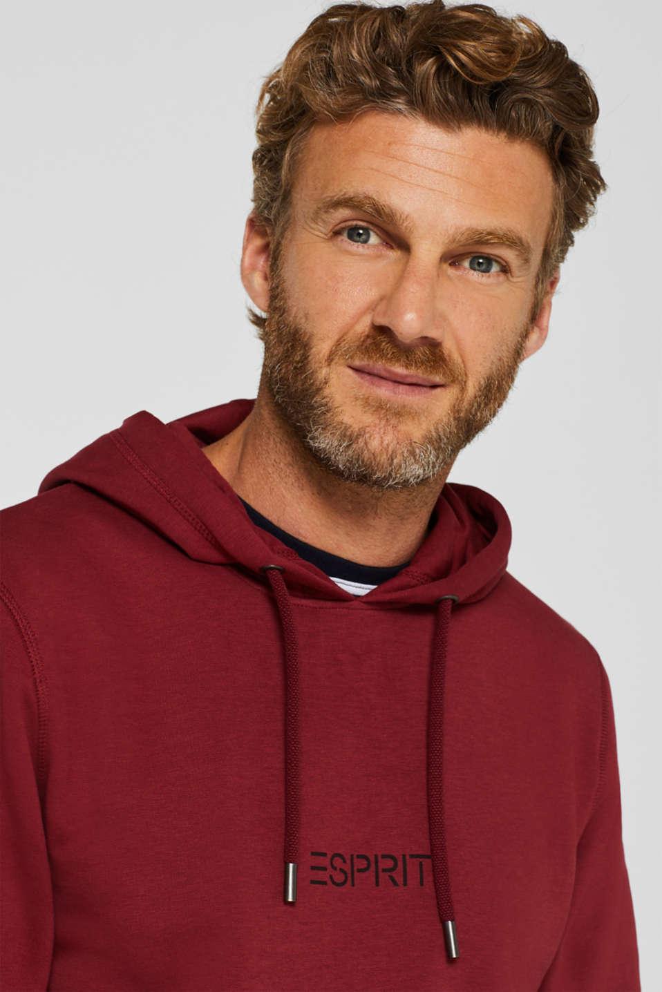 Sweatshirts, BORDEAUX RED, detail image number 5