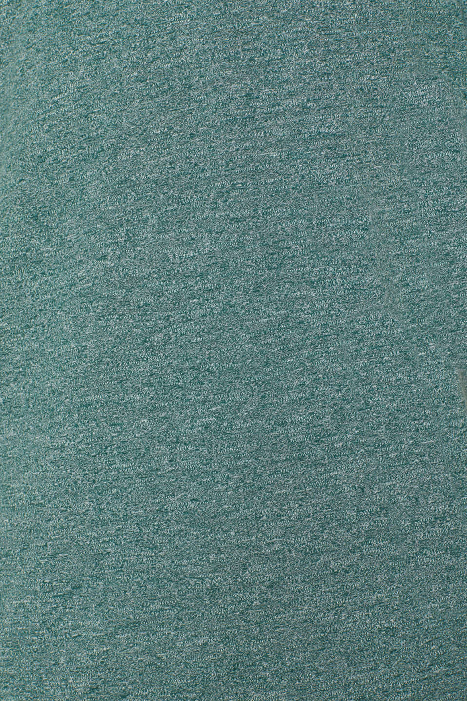 Jersey T-shirt in blended cotton, DUSTY GREEN, detail image number 4