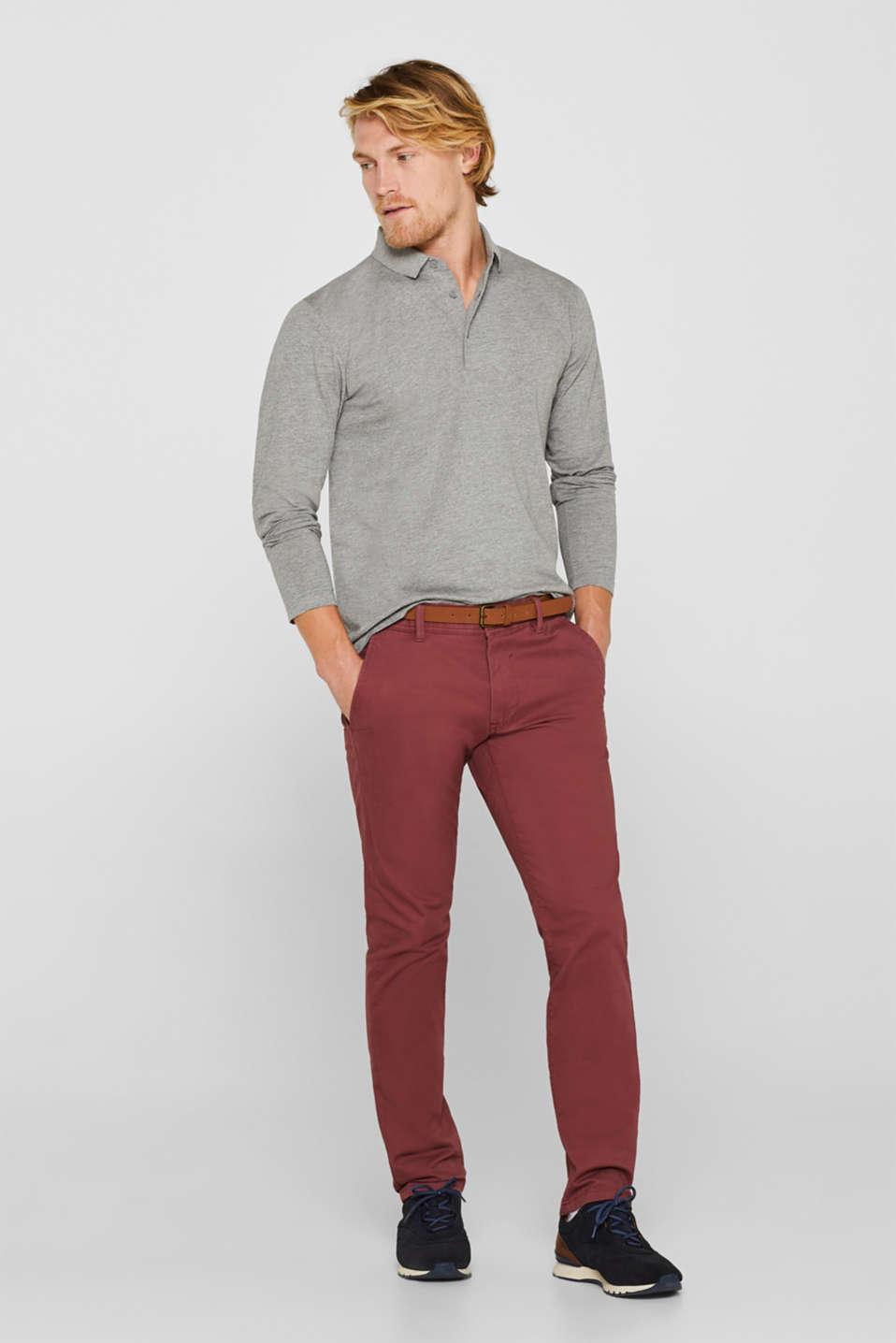 Polo shirts, MEDIUM GREY, detail image number 2