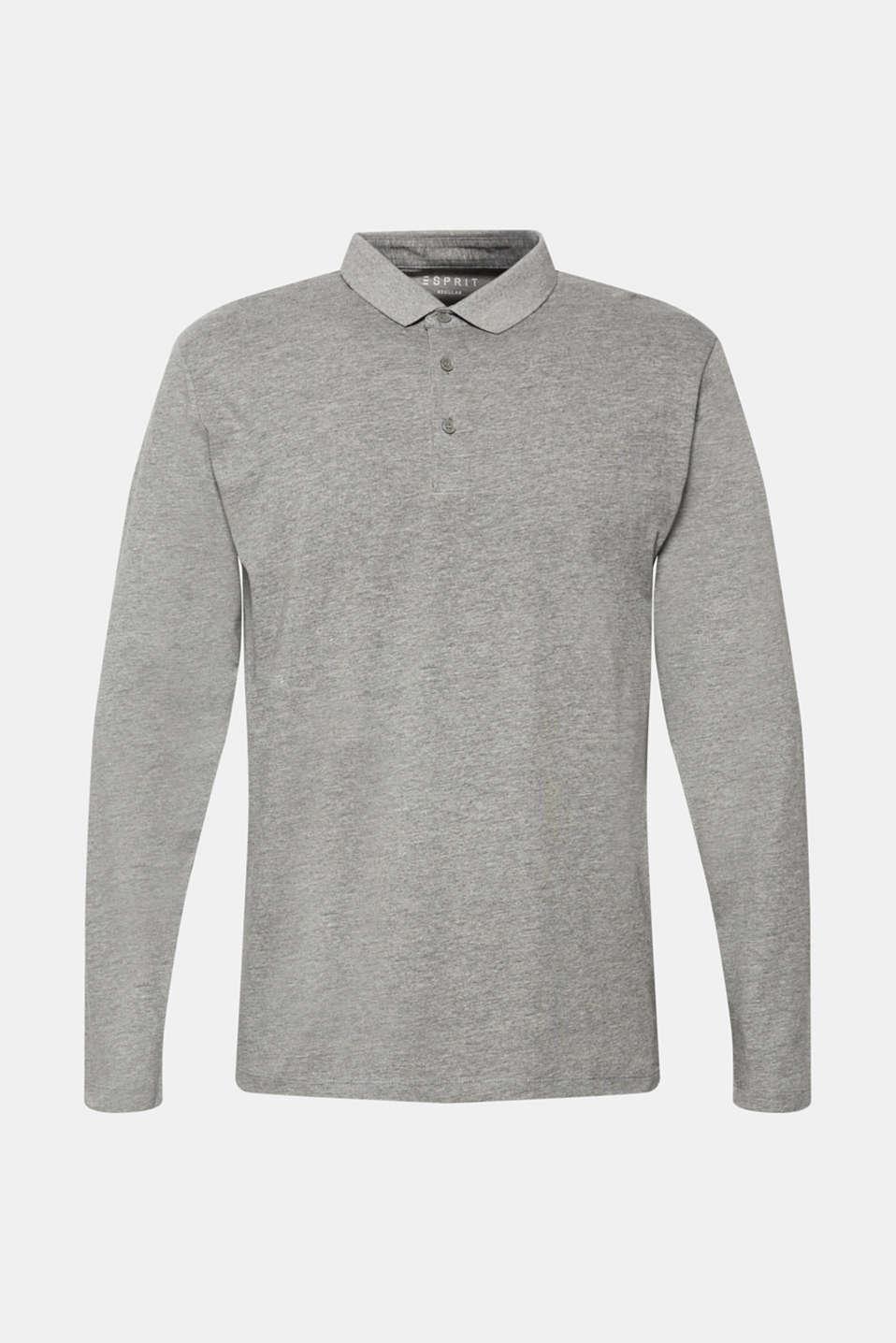 Polo shirts, MEDIUM GREY, detail image number 7