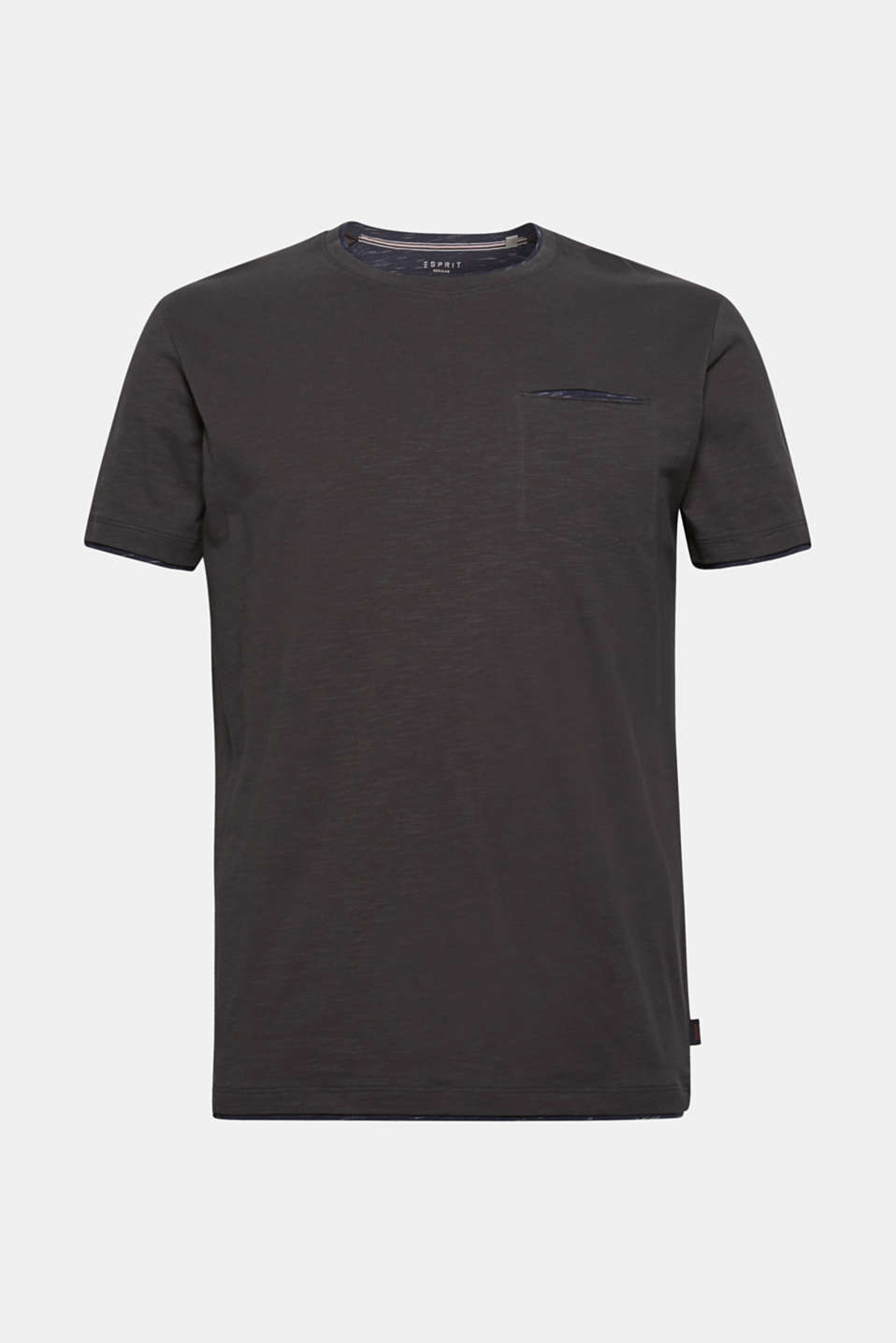 T-Shirts, ANTHRACITE, detail image number 6