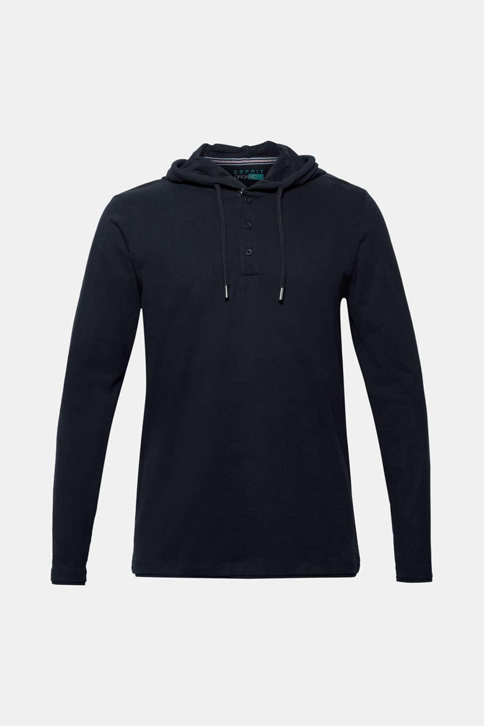 T-Shirts, BLACK, detail image number 6