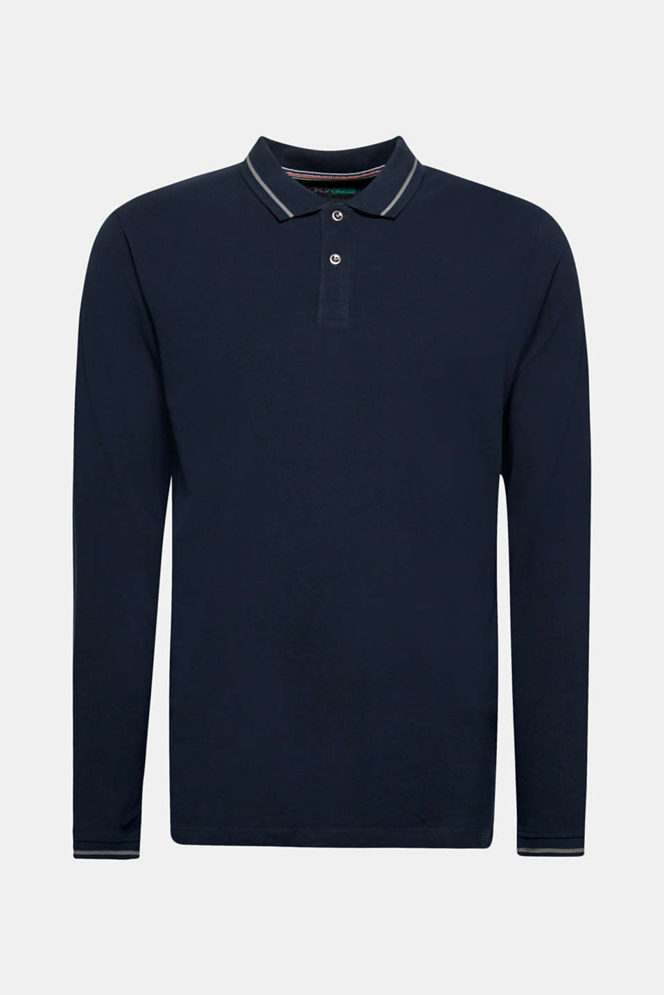 Polo shirts, NAVY, detail image number 7