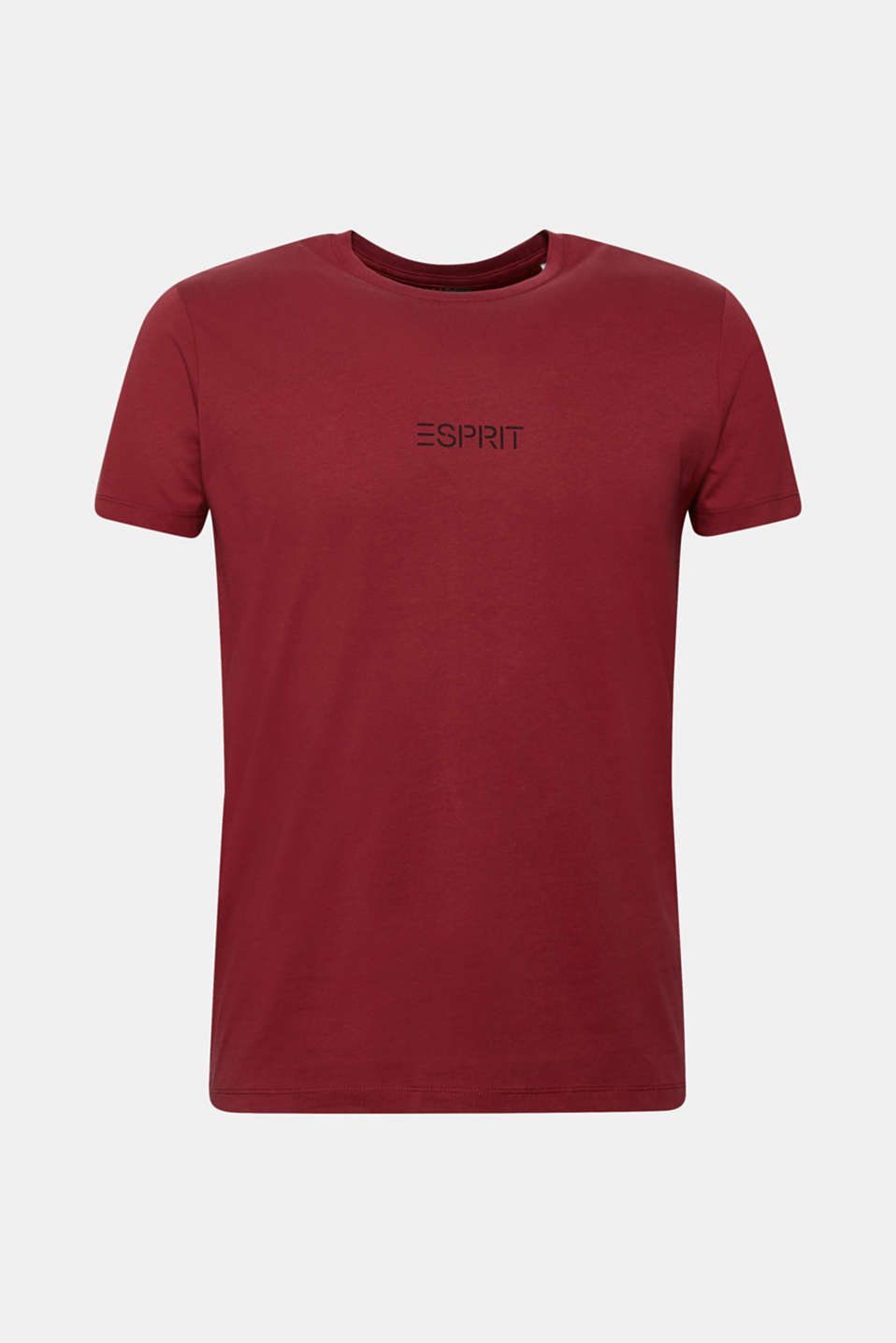 T-Shirts, BORDEAUX RED, detail image number 6