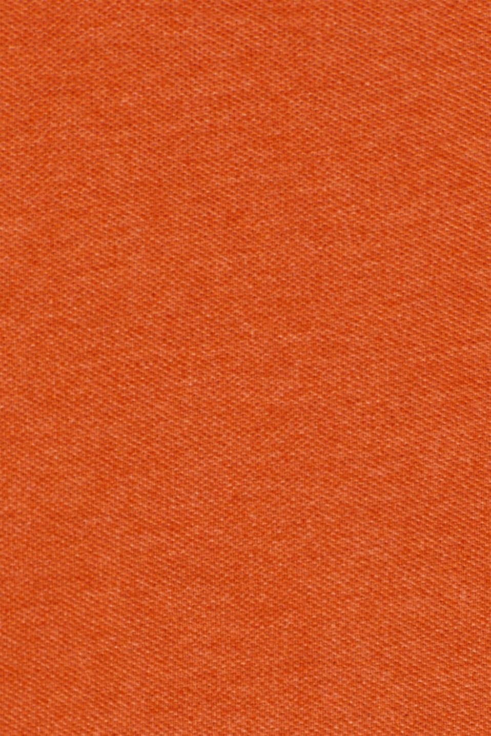 Polo shirts, BURNT ORANGE, detail image number 4