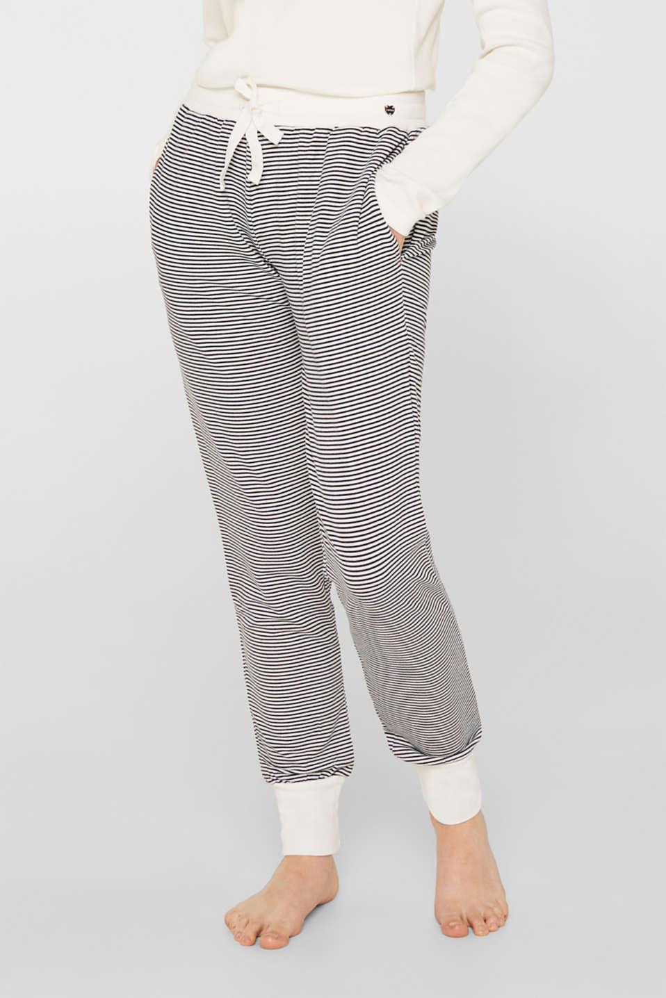 Nightpants, NAVY, detail image number 0