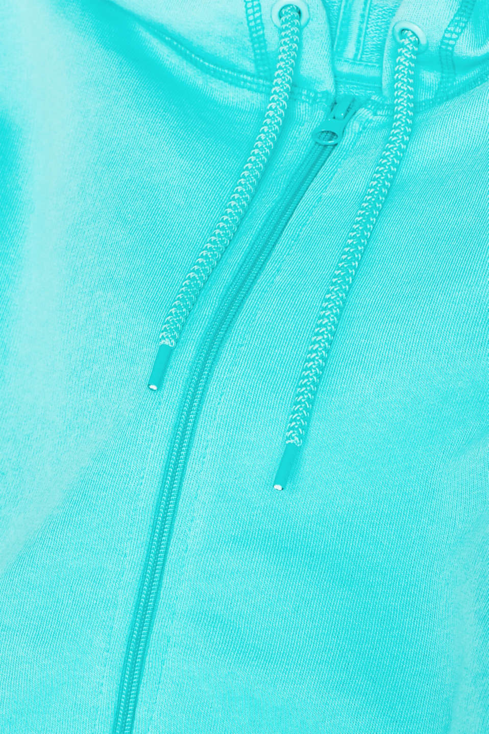 Sweatshirts, AQUA GREEN, detail image number 4