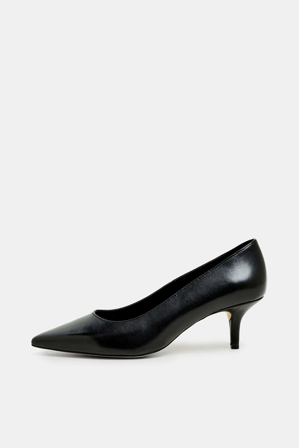Esprit - Leather court shoes