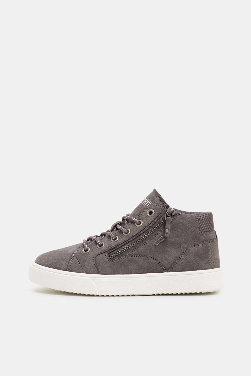 Esprit - Veganer High-Top-Sneaker