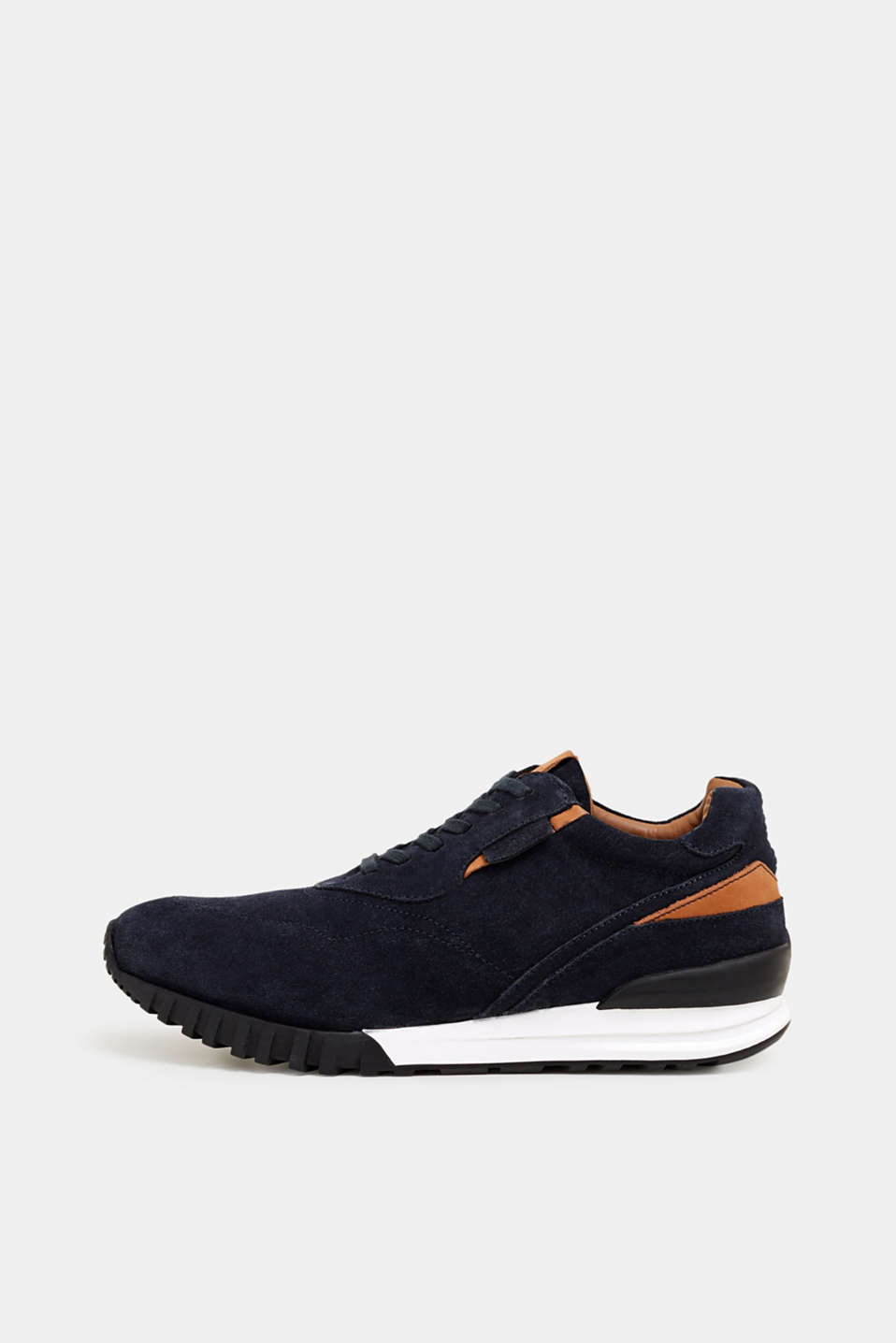 Esprit - Leather trainers