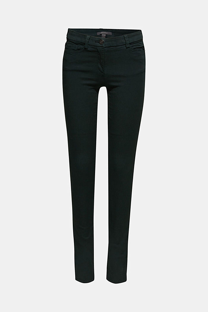 Shaping trousers with 4-way stretch