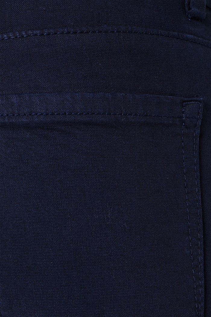 Shaping trousers with 4-way stretch, NAVY, detail image number 4