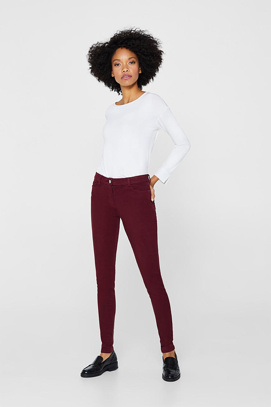 Shaping jeans met 4-way-stretch