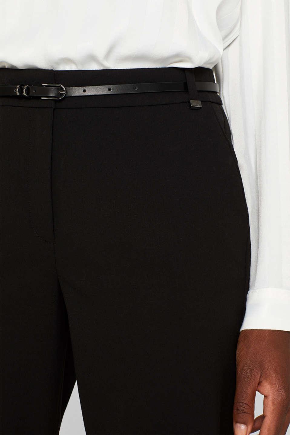 Pants woven, BLACK, detail image number 2
