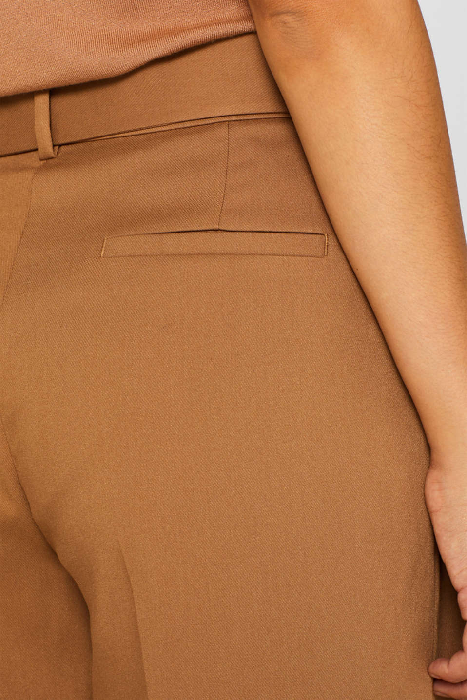 Pants woven, CAMEL, detail image number 5