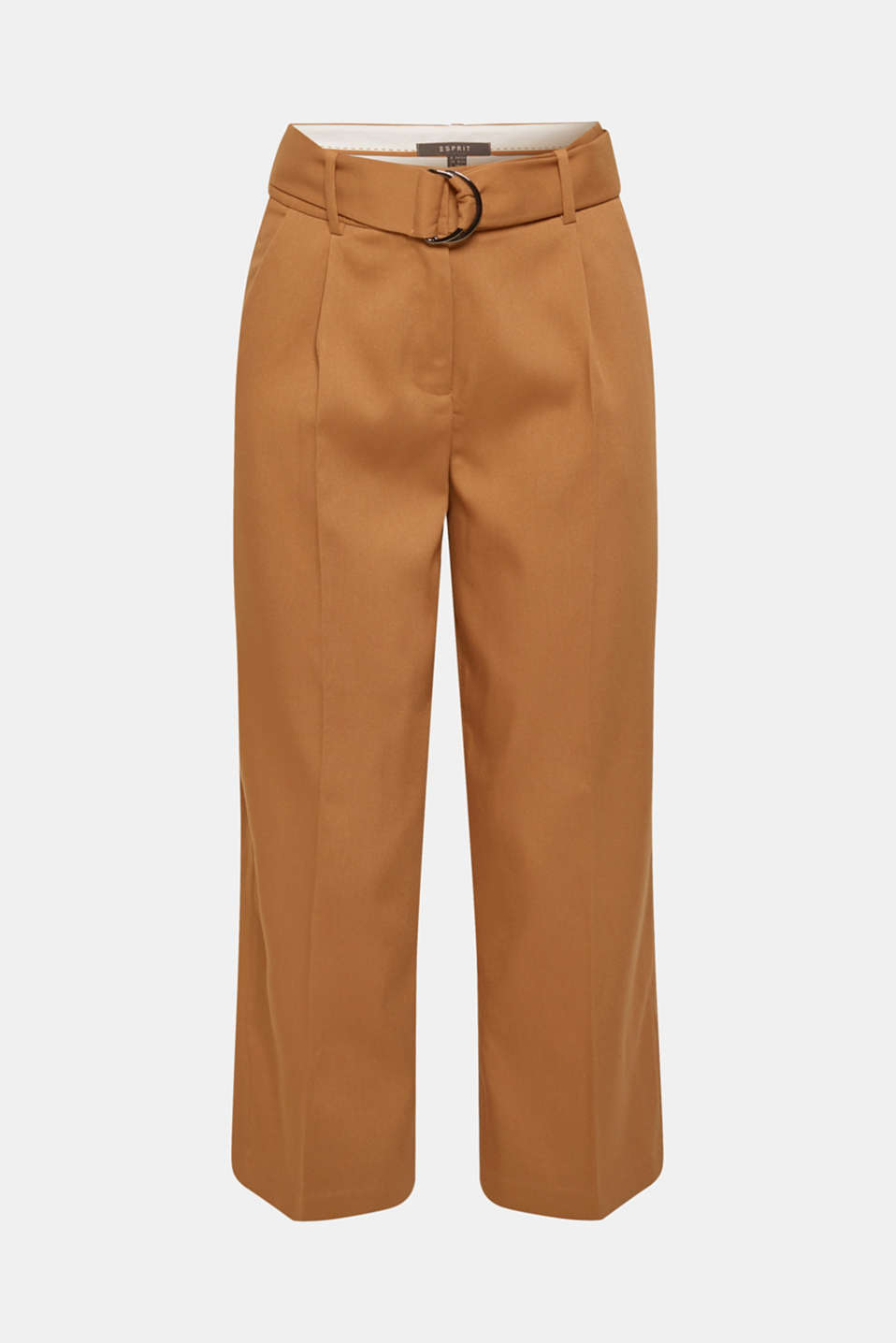 Pants woven, CAMEL, detail image number 8