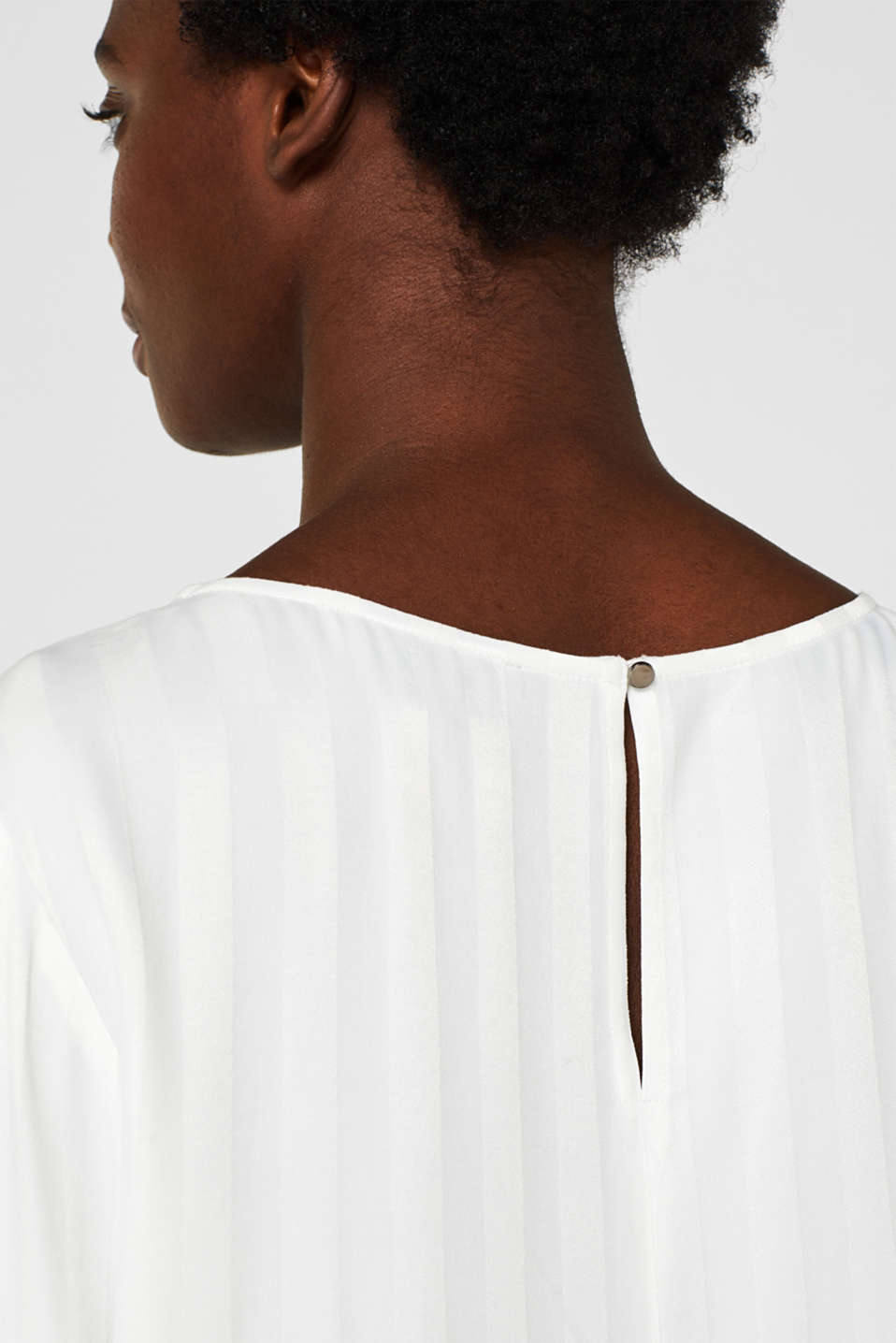 Blouses woven, OFF WHITE, detail image number 5