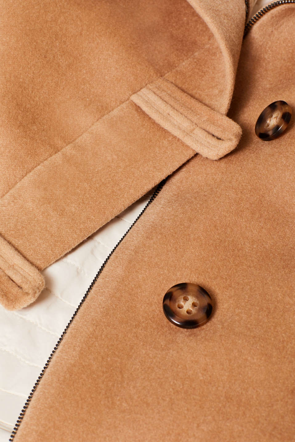Jackets outdoor woven, CAMEL 5, detail image number 3