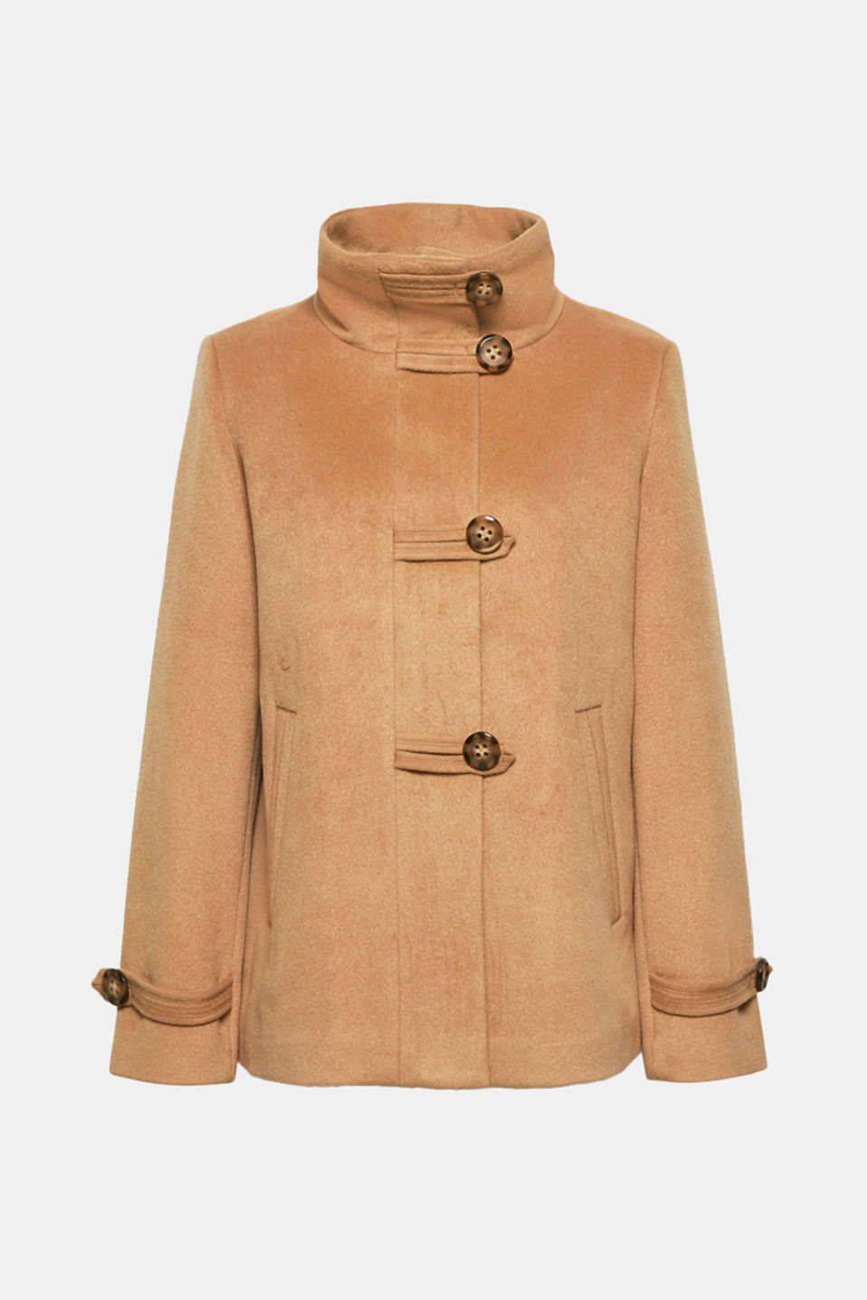 Jackets outdoor woven, CAMEL 5, detail image number 6