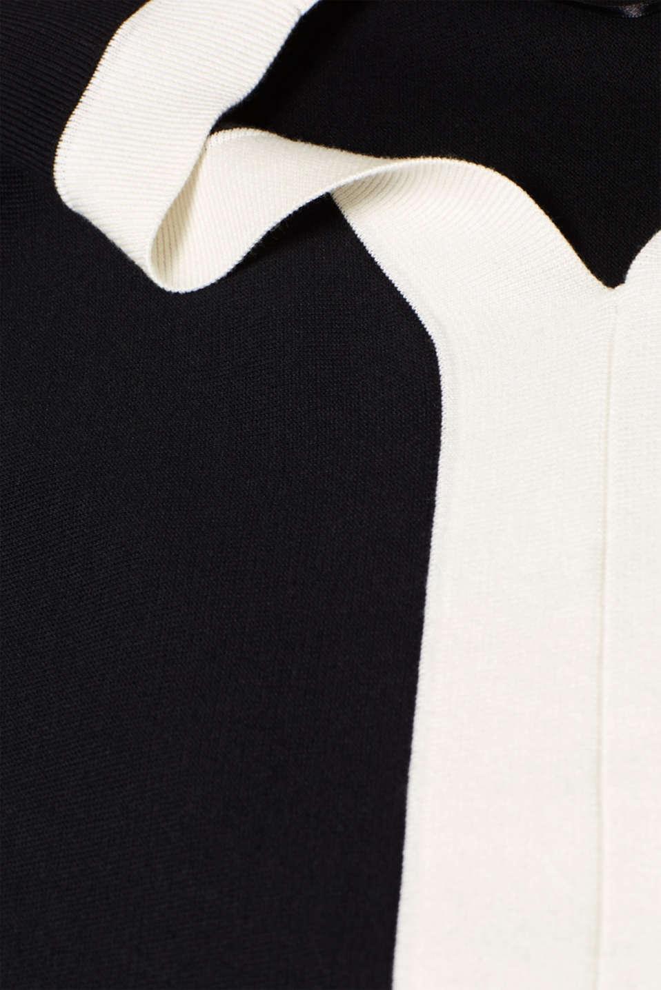 Sweaters, BLACK 2, detail image number 4