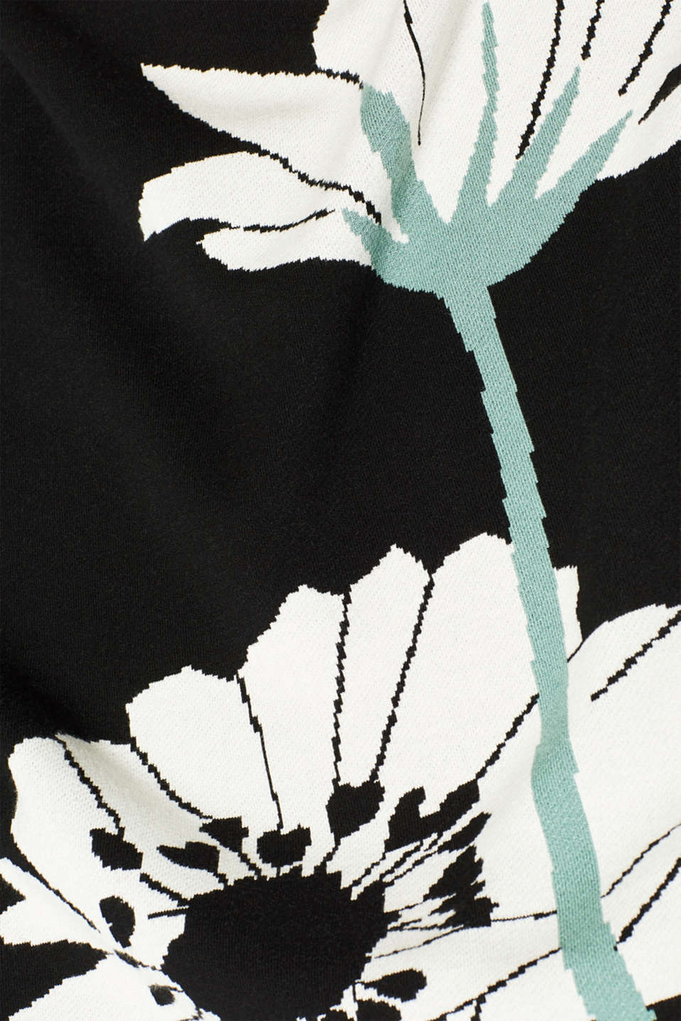 Sweaters, BLACK 2, detail image number 4