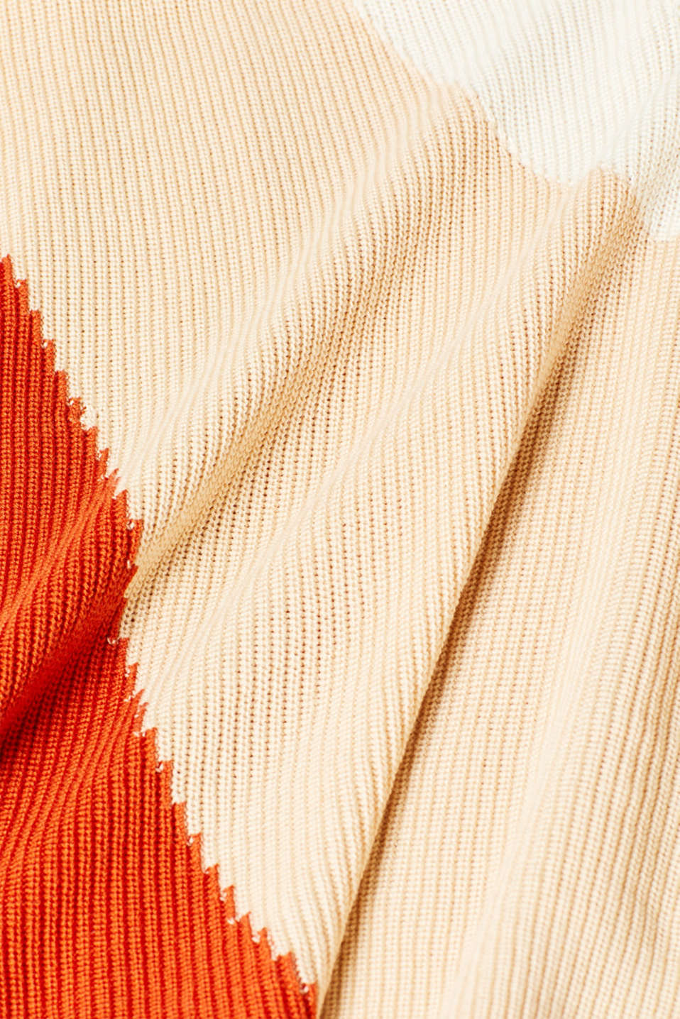 Sweaters, RUST BROWN, detail image number 4