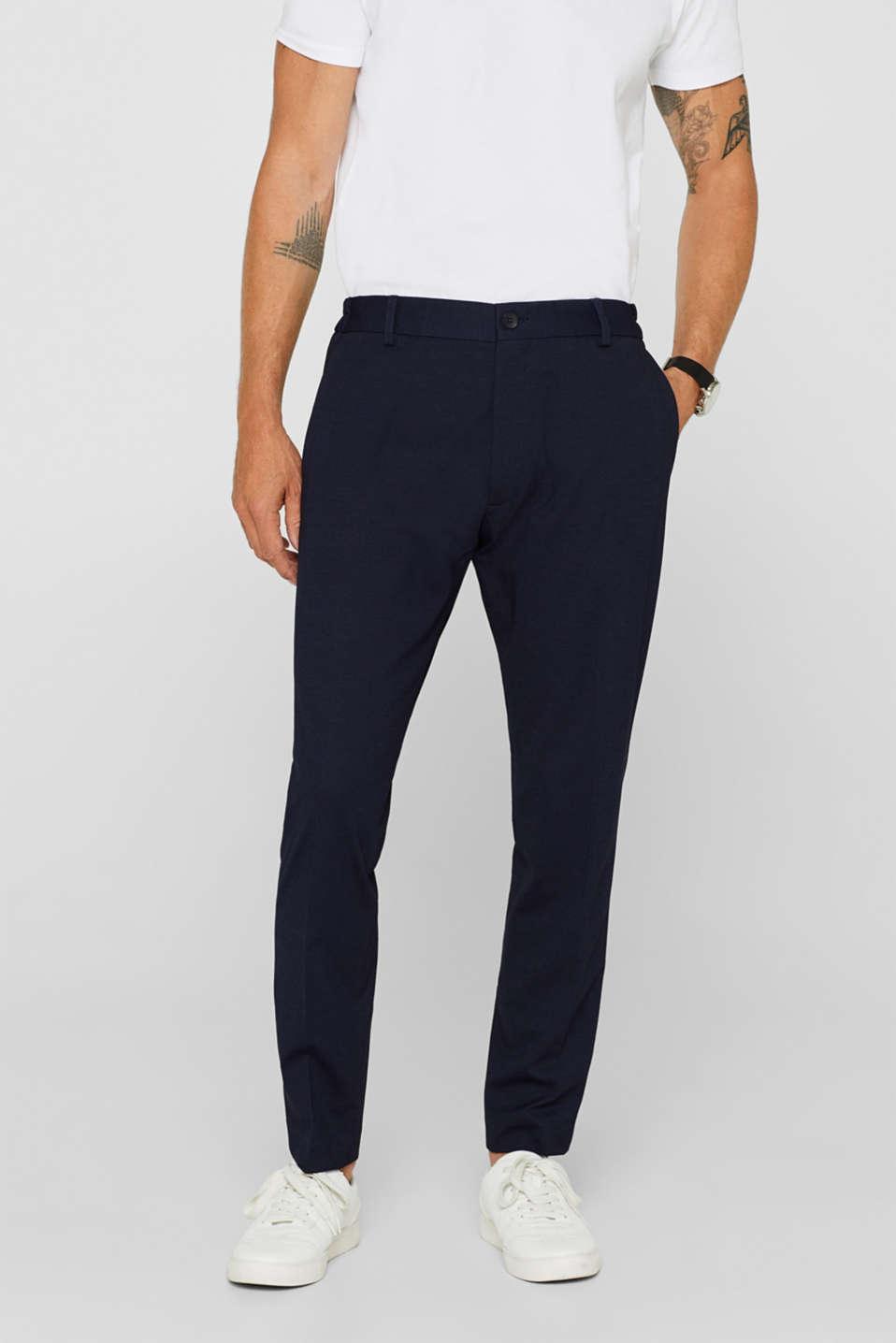 Pants suit, NAVY, detail image number 0