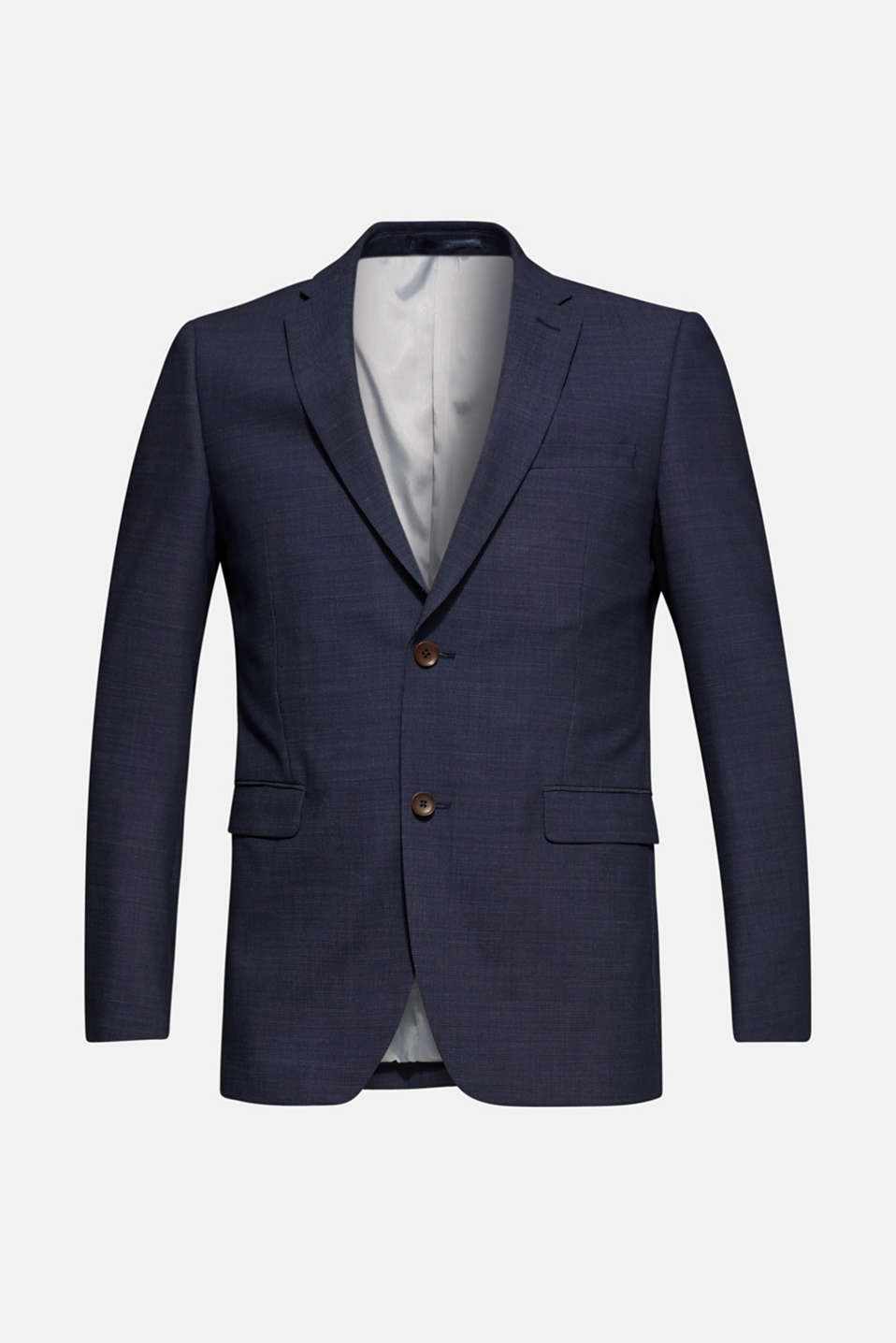 Blazers suit, NAVY, detail image number 6
