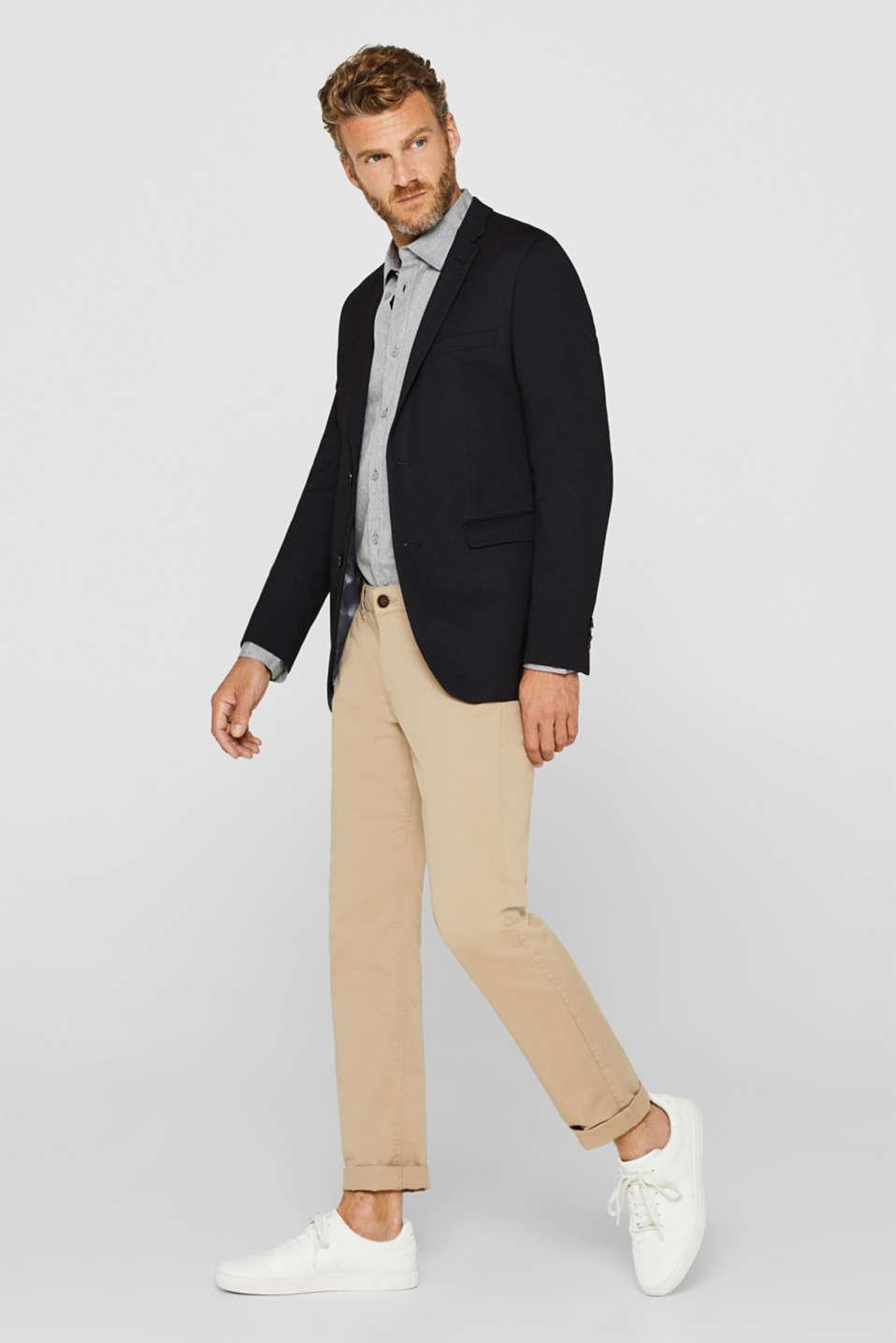 Blazers suit, BLACK, detail image number 1
