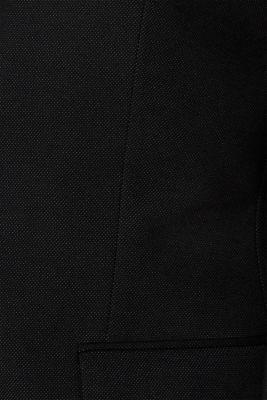 COMFORT SUIT mix + match: Textured jacket