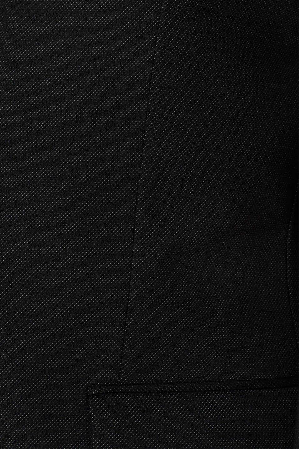 Blazers suit, BLACK, detail image number 4