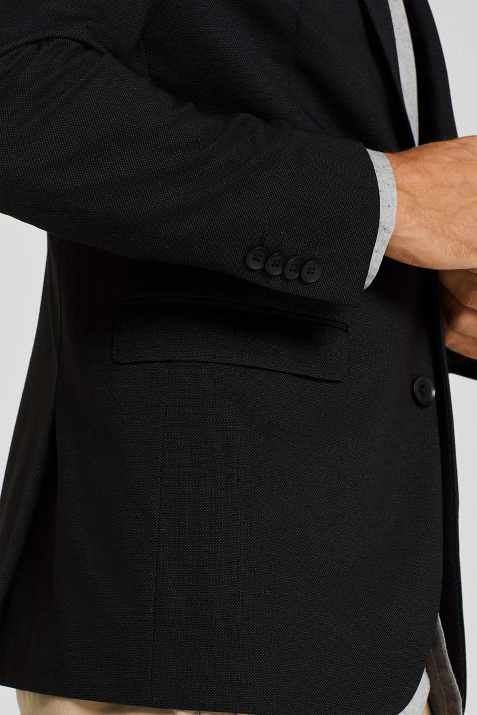 Blazers suit, BLACK, detail image number 6