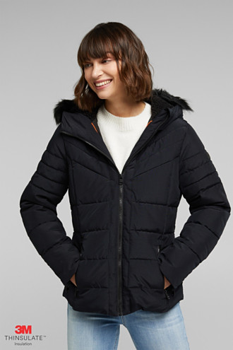Recycled: jacket with 3M™ Thinsulate™ padding