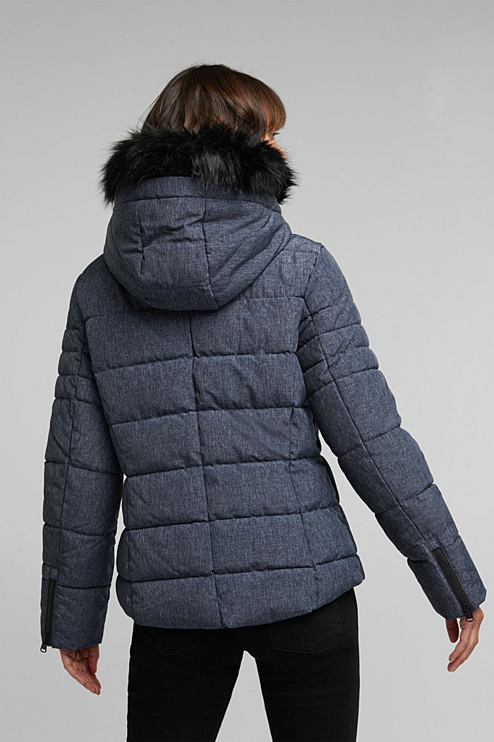 Recycled: jacket with 3M™ Thinsulate™ padding, NAVY, detail image number 3