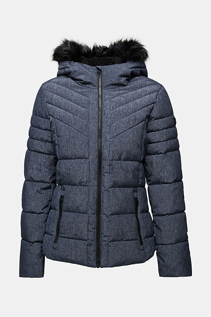 Recycled: jacket with 3M™ Thinsulate™ padding, NAVY, detail image number 6