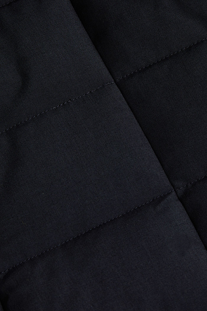 Recycled: coat featuring 3M™ Thinsulate™, BLACK, detail image number 4