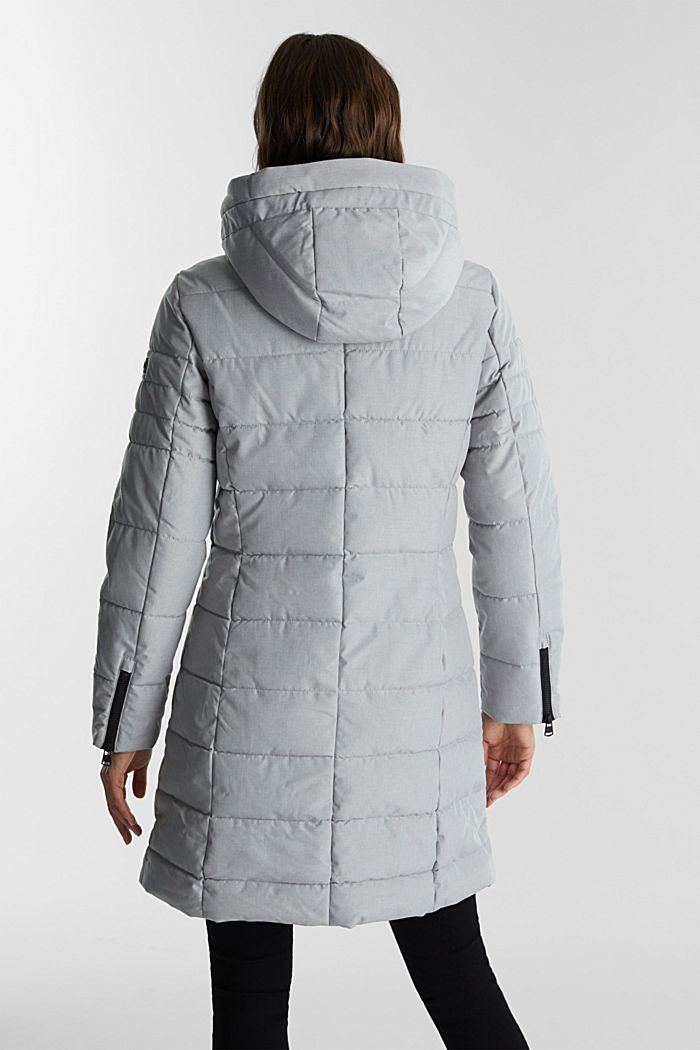Recycled: coat featuring 3M™ Thinsulate™, LIGHT GREY, detail image number 3
