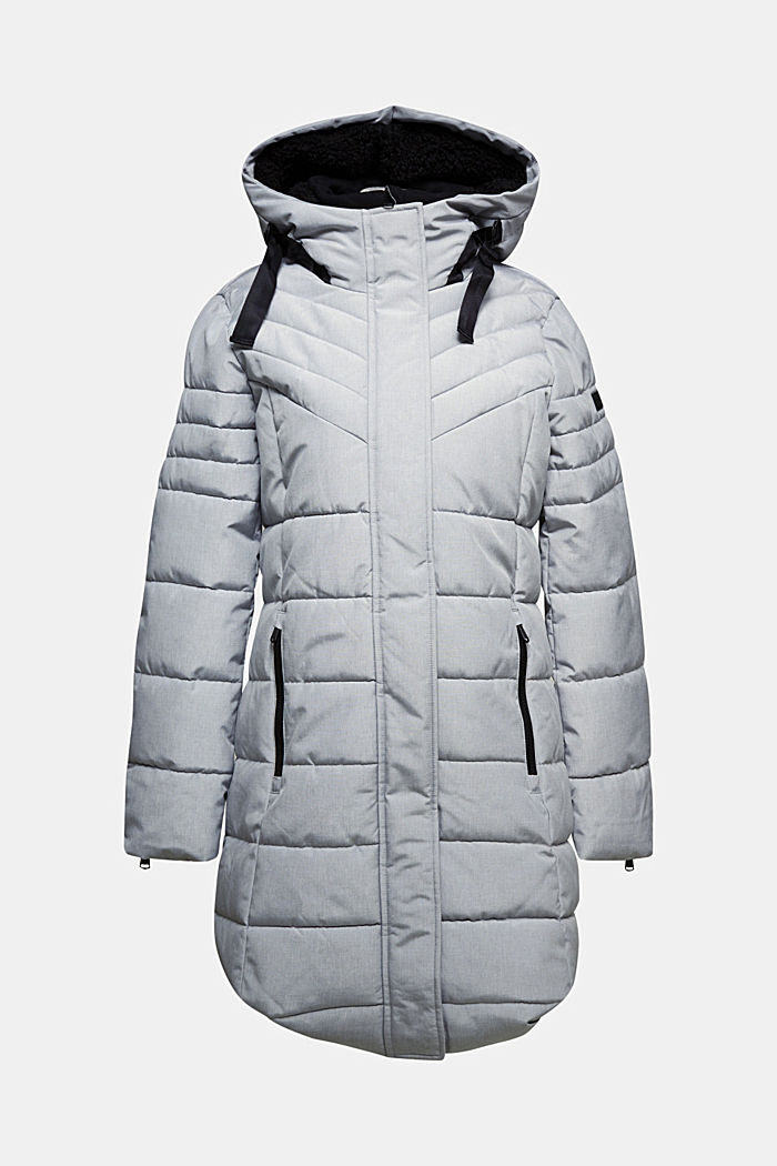 Recycled: coat featuring 3M™ Thinsulate™, LIGHT GREY, detail image number 7