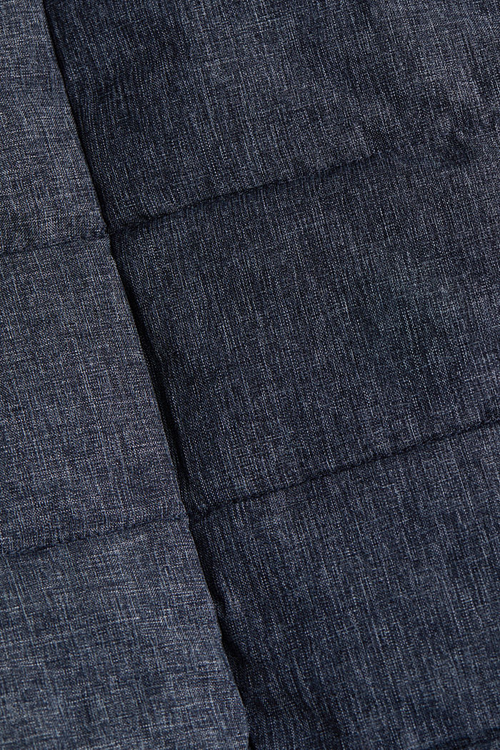 Recycled: coat featuring 3M™ Thinsulate™, NAVY, detail image number 4