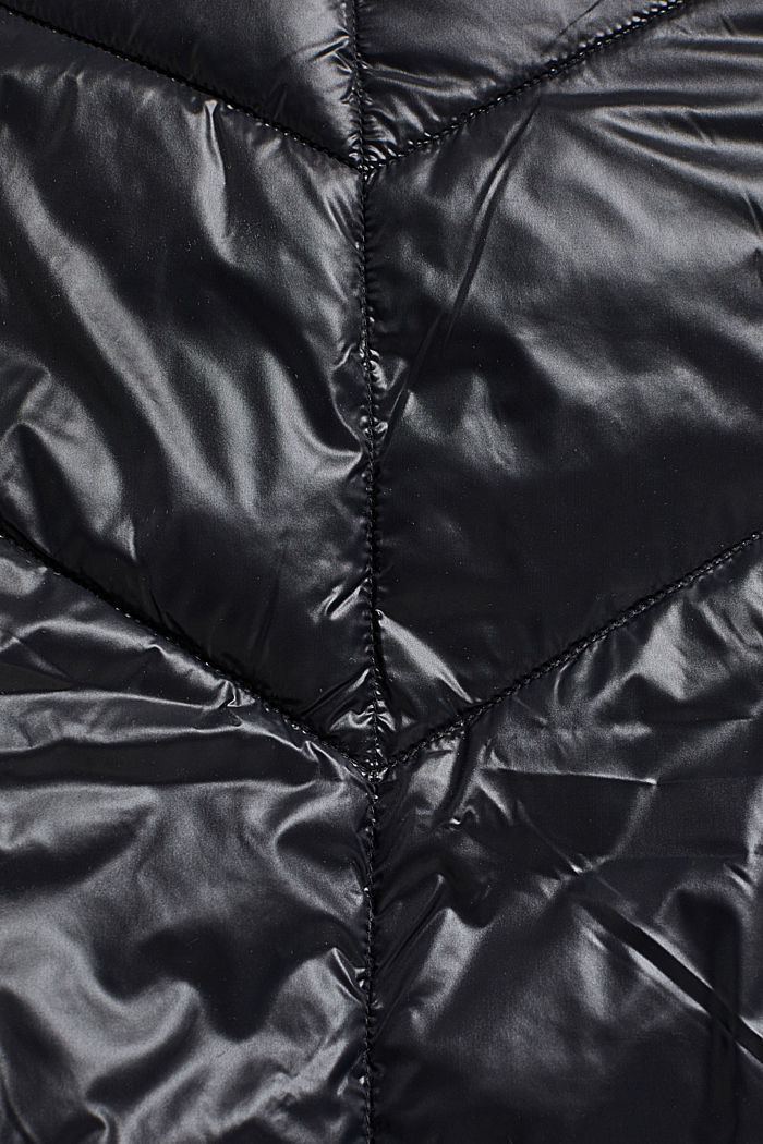 Reversible jacket made of 3M™ Thinsulate™, BLACK, detail image number 4