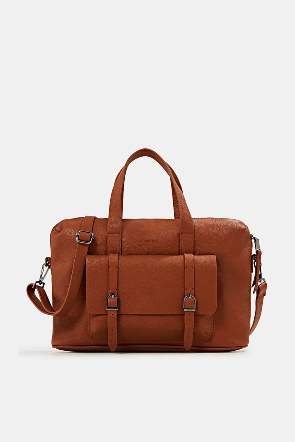 Esprit - Vegan: Business-Tasche in Leder-Optik