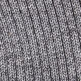 Rib knit beanie made of blended wool, MEDIUM GREY, swatch