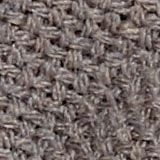 Recycled: mixed texture woven scarf, LIGHT GREY, swatch