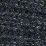 Shawl collar made of 100% merino wool, DARK GREY, swatch