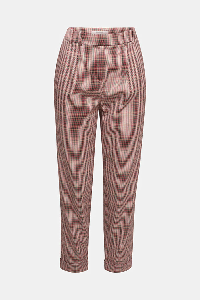 HOUNDSTOOTH Mix + Match trousers