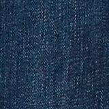 Bootcut-Jeans aus Organic Cotton, BLUE DARK WASHED, swatch